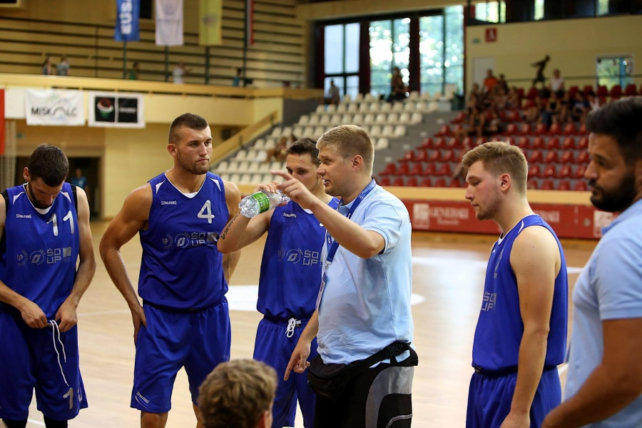 FOTO: EUSA Basketball 2017